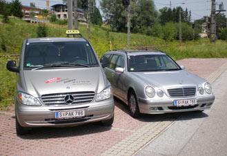 Taxi Salzburg